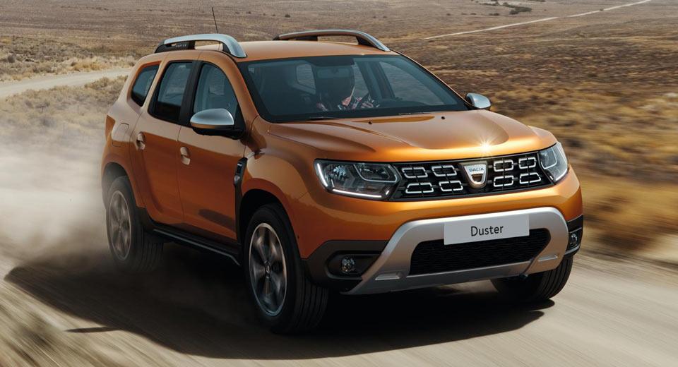 SALÃO DE FRANKFURT: Renault Duster renovado tem primeiras imagensreveladas