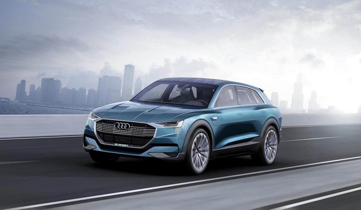 Carros elétricos da Audi terão teto cobertos por célulassolares