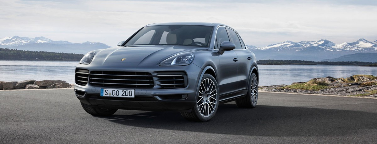 Novo Porsche Cayenne 2018: Todos osdetalhes