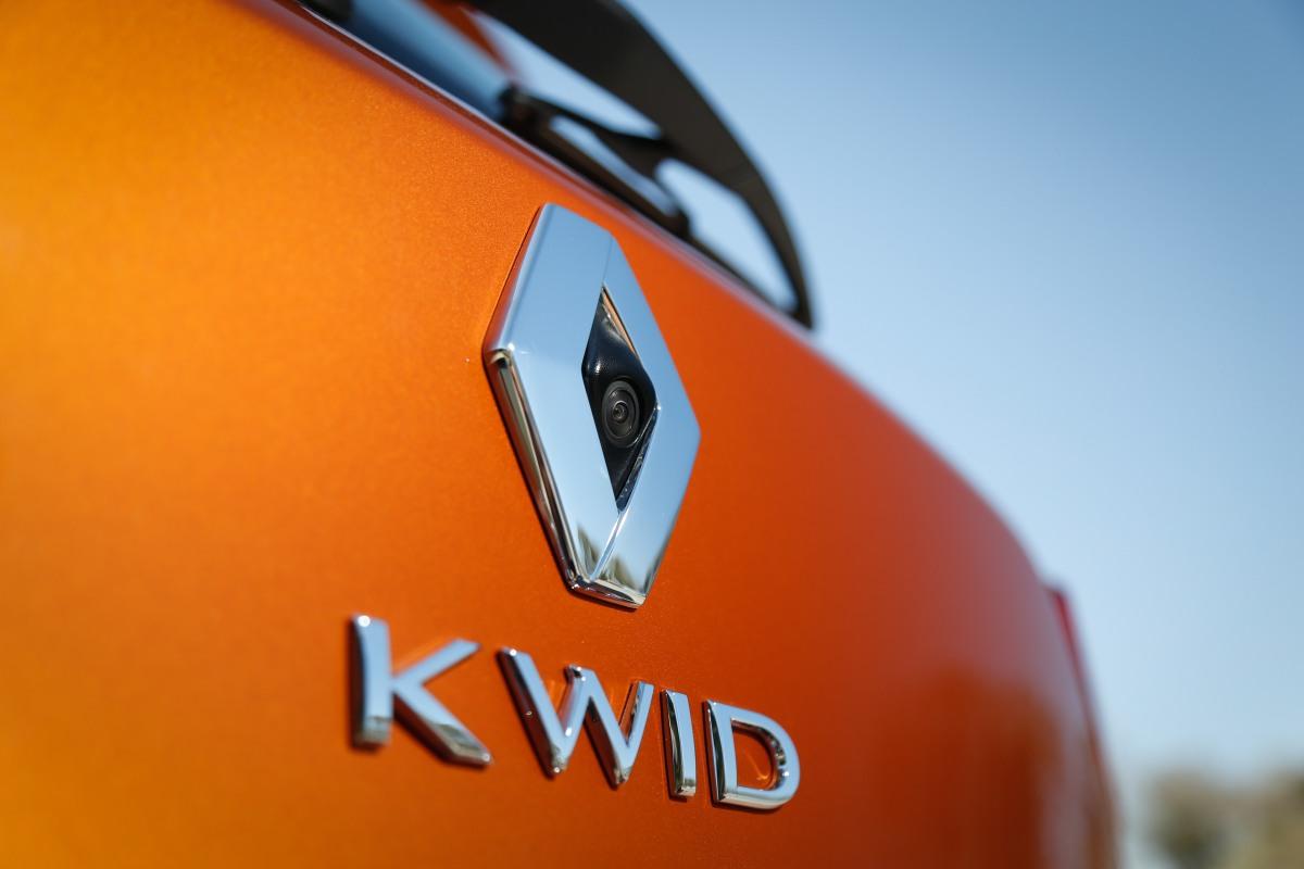 Renault Kwid já é o segundo mais vendido emSetembro