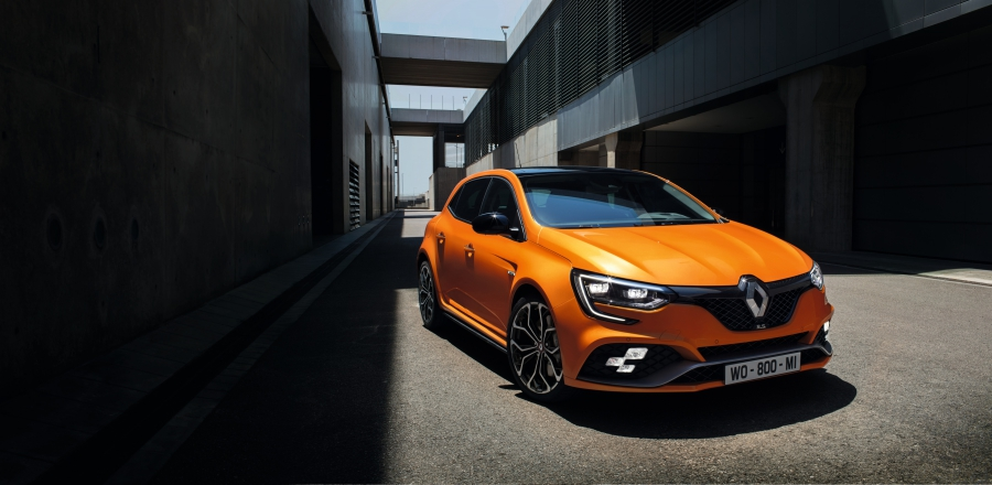 IAA 2017: Renault MéganeRS