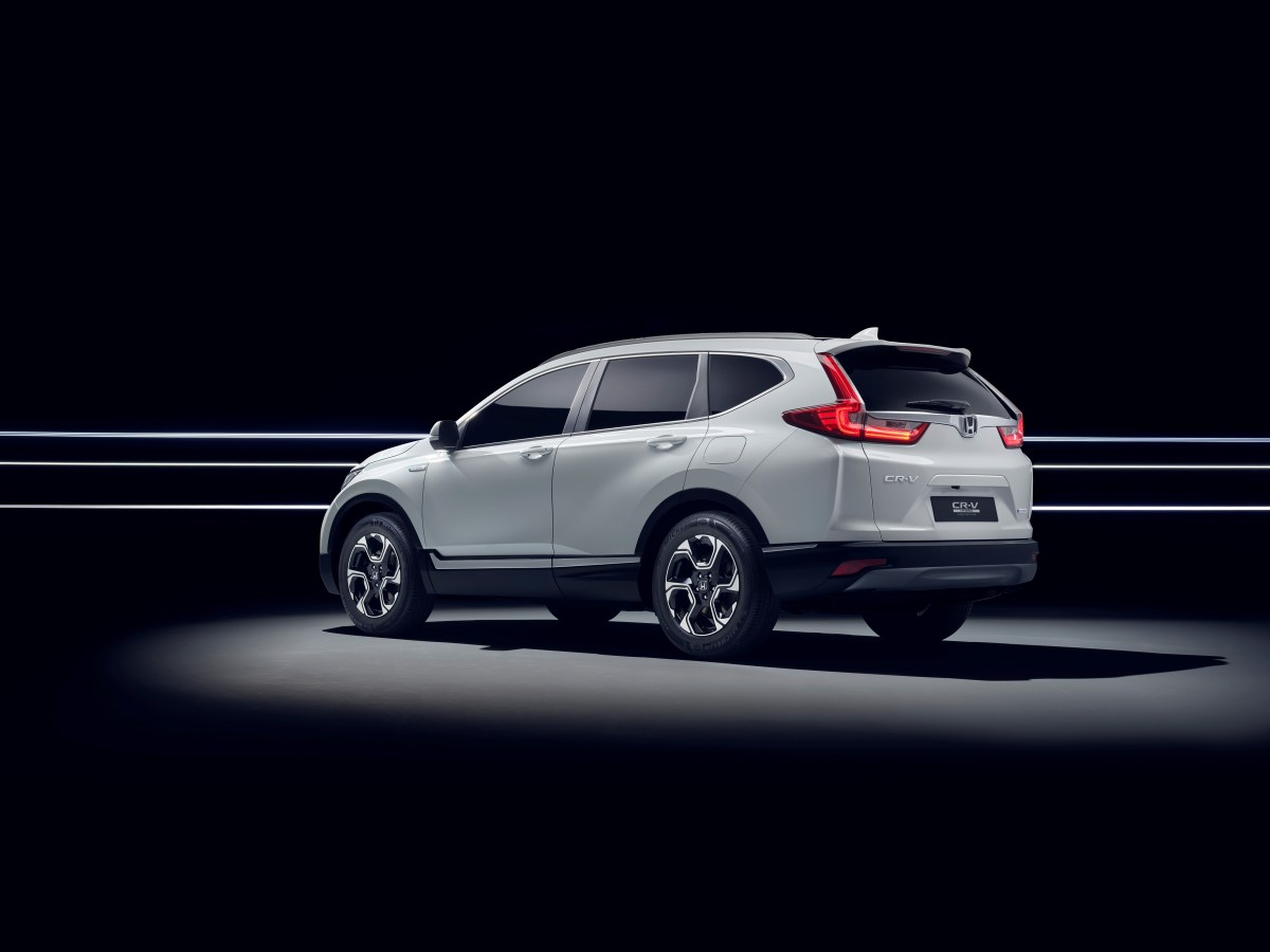 IAA 2017: Honda revelará protótipo da CR-VHíbrida