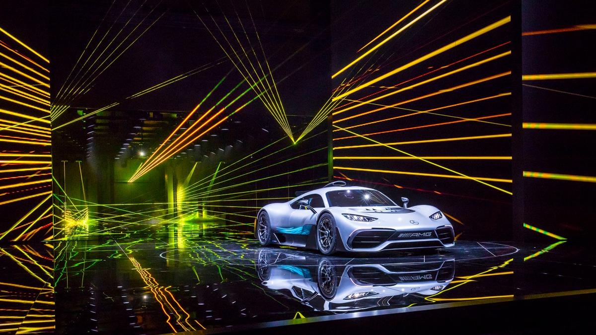 IAA 2017: Mercedes-Benz – Alta performance é odestaque