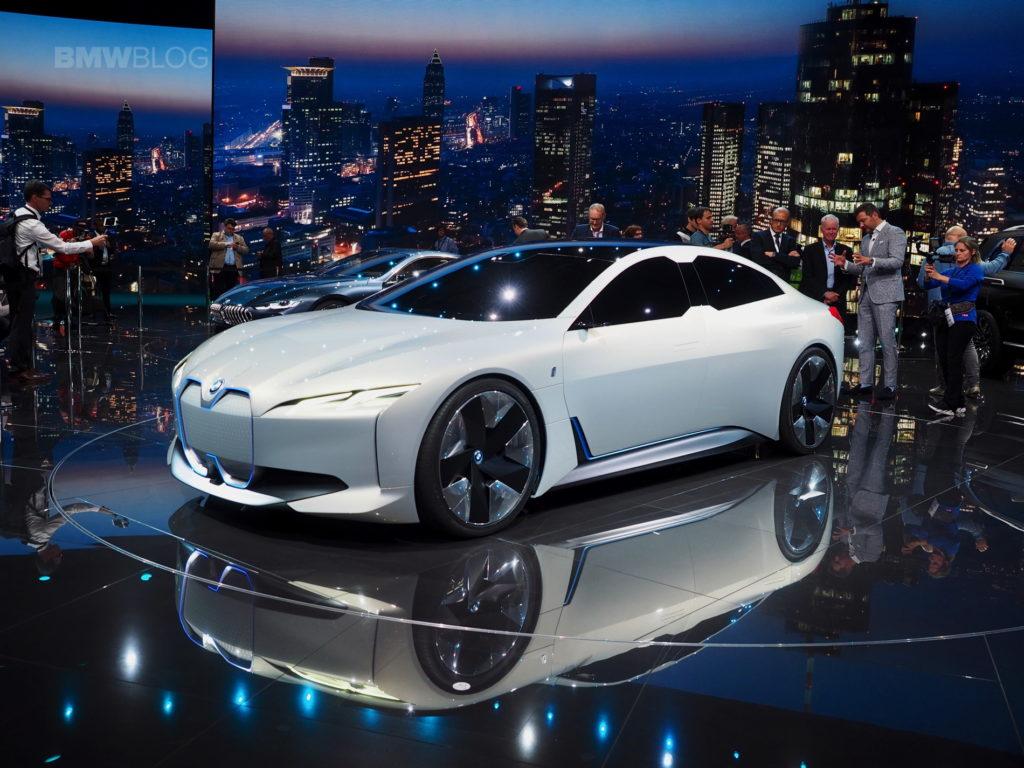 IAA 2017: BMW i VisionDynamics