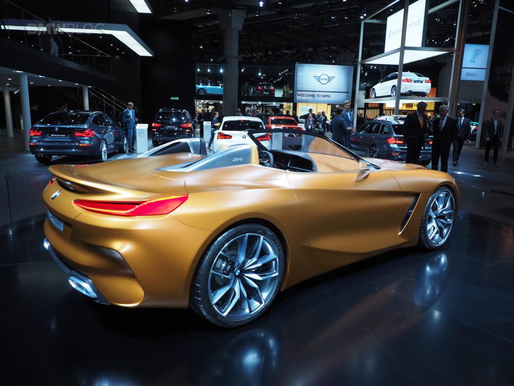 IAA 2017: BMWZ4
