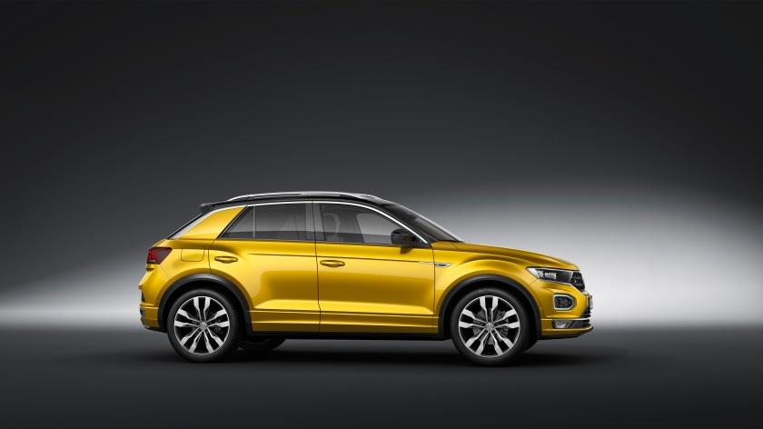 Der neue Volkswagen T-Roc R-Line