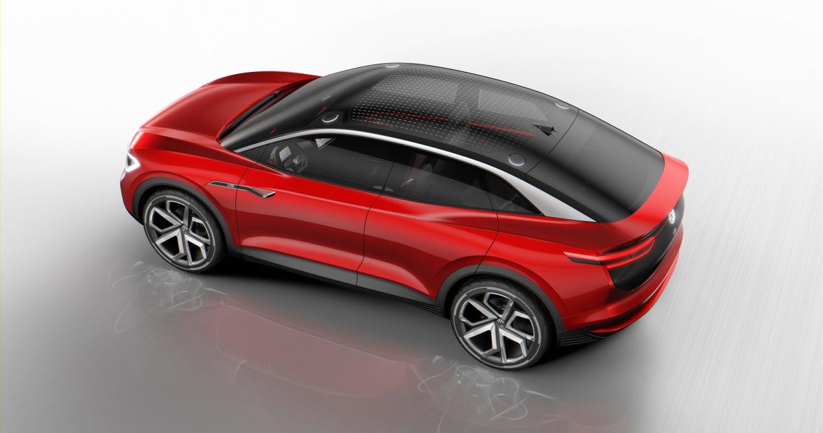 IAA 2017: VW mostra  o conceito I.D. CROZZ II para ampliar a FamíliaI.D.