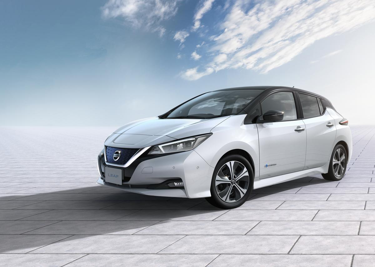 Proprietários do novo Nissan LEAF no Japão terão painéis solaresgratuitos