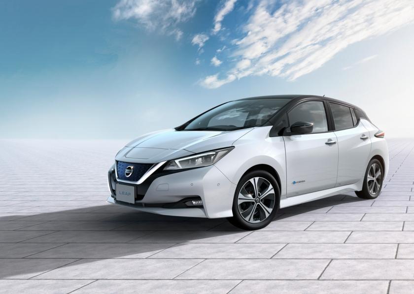 Novo Nissan  LEAF inaugura novo patamar no segmento de veículos