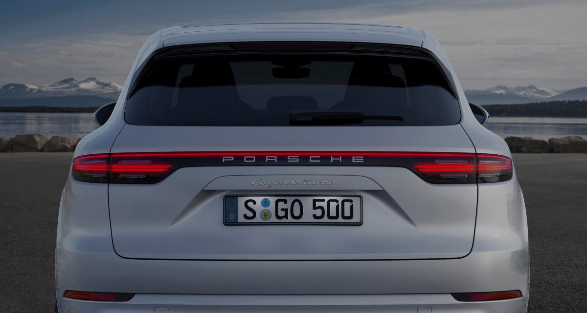 IAA 2017: Novo Porsche Cayenne, ainda mais 911 em umSUV