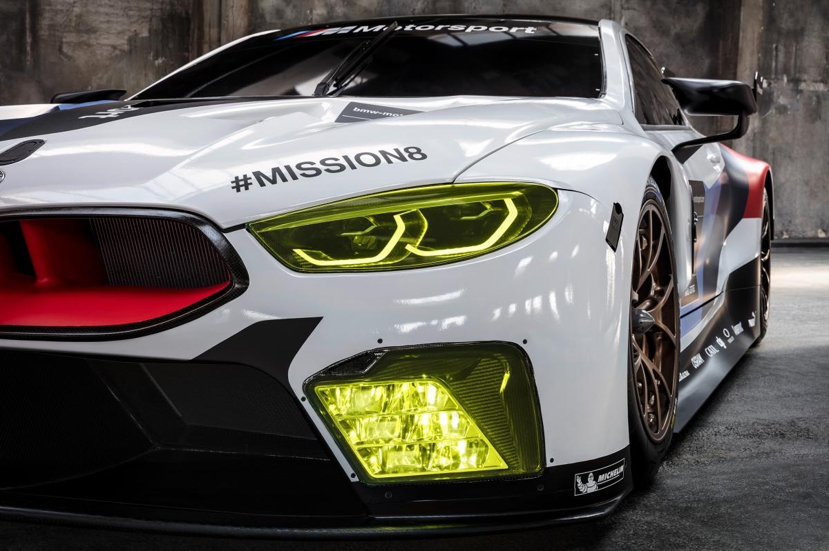 IAA 2017: BMW M8GTE