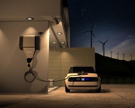 Honda apresenta o sistema de energia inteligente Power ManagerConcept