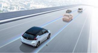 Nuevo Nissan LEAF: otro nivel en veh'culos elŽctricos