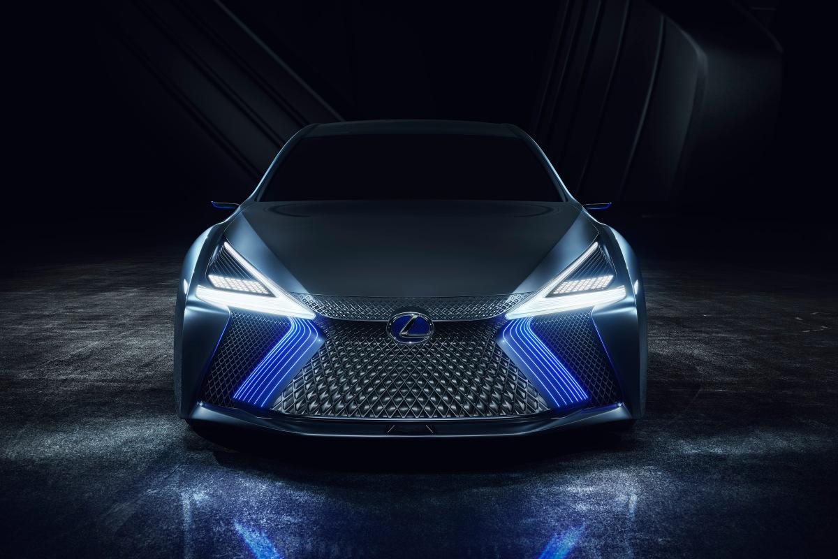 Lexus revela LS +Concept