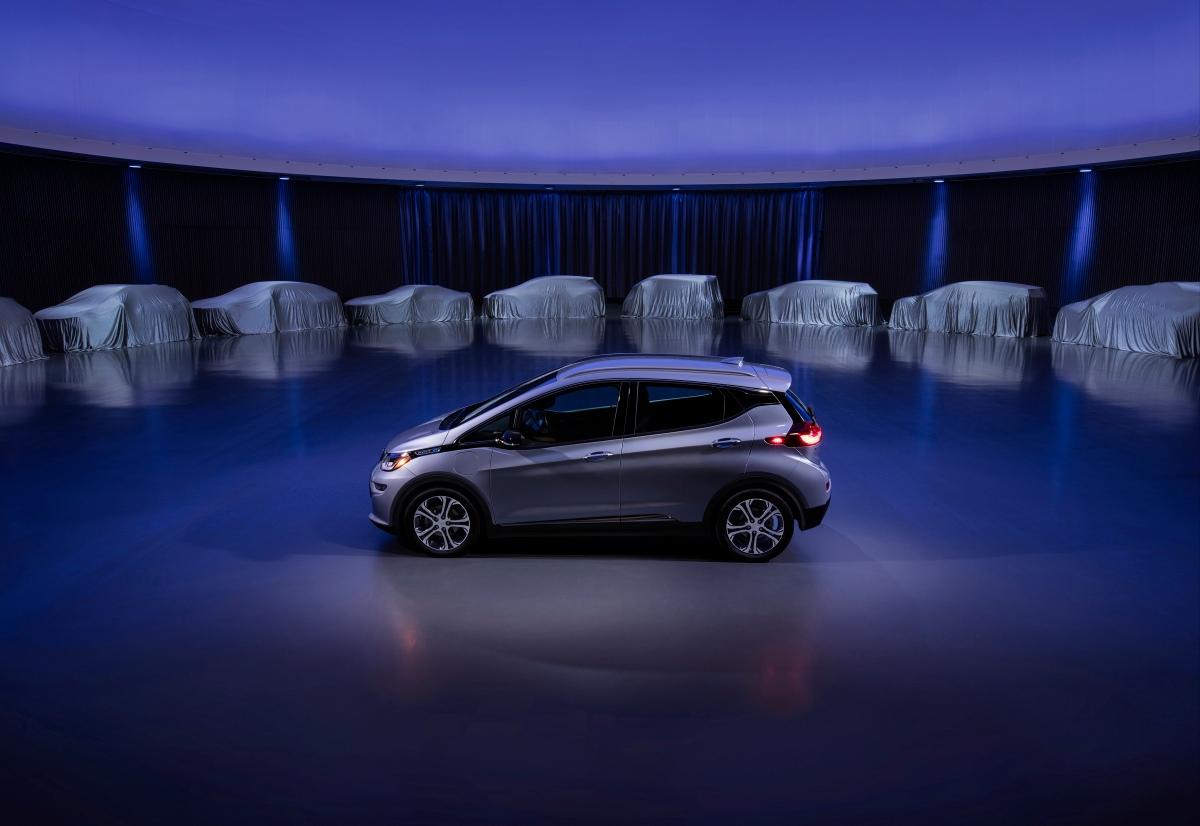 GM anuncia caminho para eletrificação total e zeroemissões.