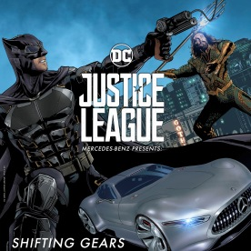 """Die exklusive digitale Comic Story """"Shifting Gears"""" von DC Entertainment mit den Justice League Helden Wonder Woman und Cyborg ist eine von insgesamt sechs Stories. JUSTICE LEAGUE and all related characters and elements TM & © DC and Warner Bros. Entertainment Inc.; Copyright: Clay Enos/Warner Bros. Pictures The exclusive digital comic story """"Guiding Light"""" from DC Entertainment with the Justice League heroes Wonder Woman und Cyborg is one among the six comic stories. JUSTICE LEAGUE and all related characters and elements TM & © DC and Warner Bros. Entertainment Inc.; Copyright: Clay Enos/Warner Bros. Pictures"""