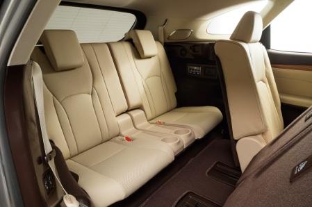 2018-Lexus-RX-350L-interior-third-row-seats