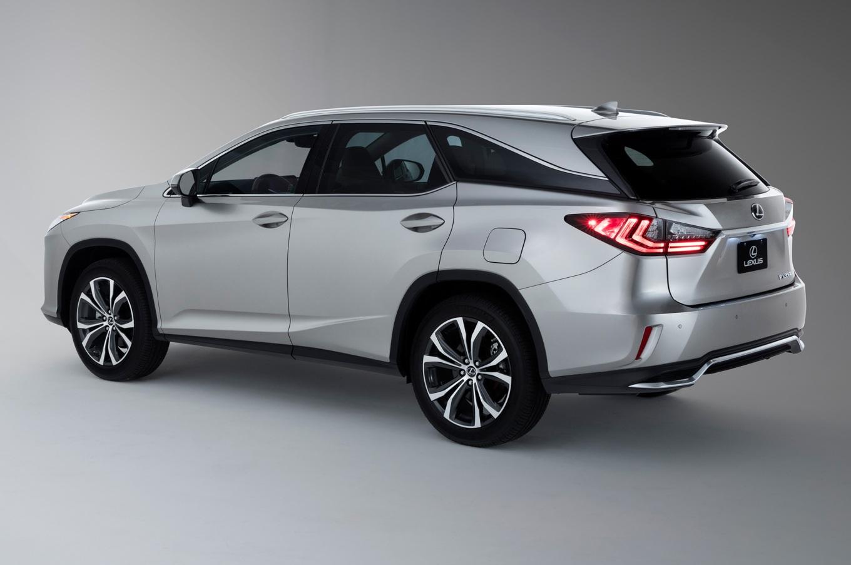 2018-Lexus-RX-350L-rear-side-view