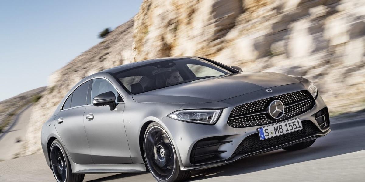 LA Auto Show: Novo Mercedes CLS agora com sistema EQBoost