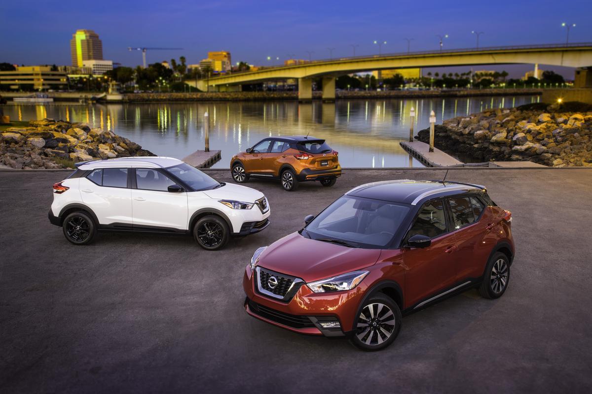 LA Auto Show: Nissan Kicks estréia nos EUA com preço abaixo de US$19.000