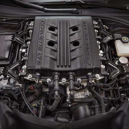 2019-Chevrolet-Corvette-ZR1-Convertible-engine