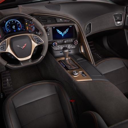 2019-Chevrolet-Corvette-ZR1-Convertible-interior