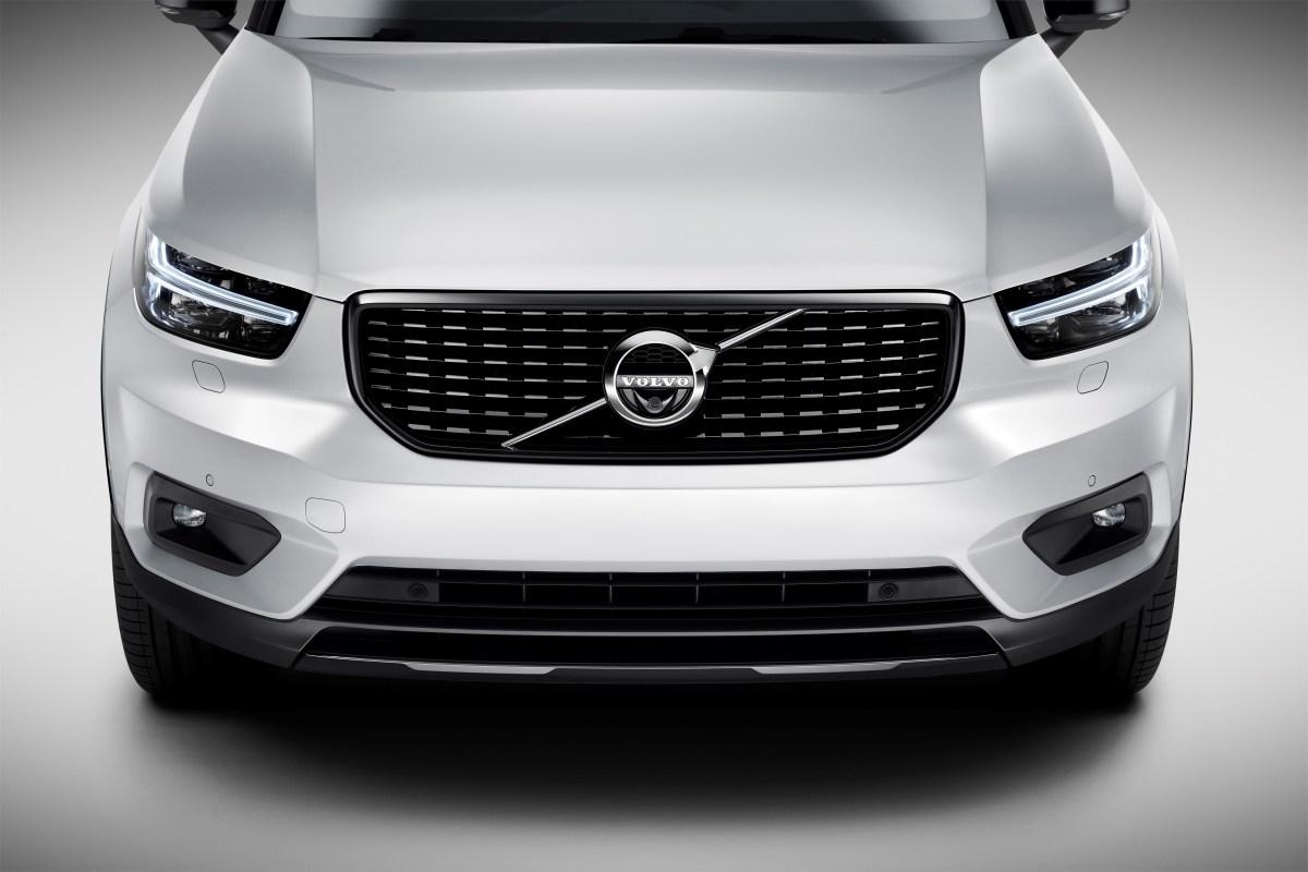 LA Auto Show: VolvoXC40
