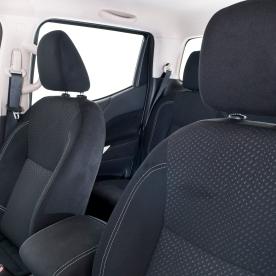 Nissan Frontier SE: reforço na linha da picape totalmente nova