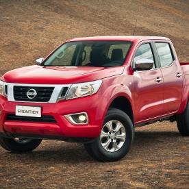 Nissan lança segunda versão da totalmente renovada Frontier SE
