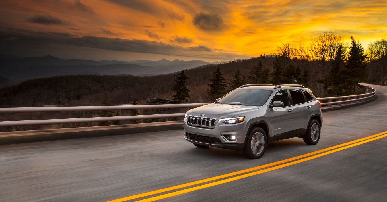 Introducing the new 2019 Jeep® Cherokee.  The most capable mid-