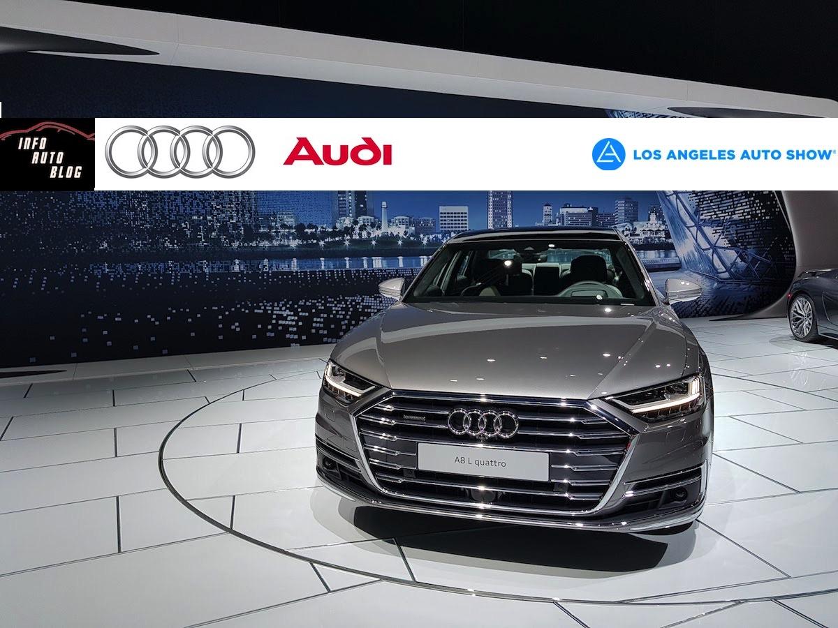LA Auto Show: Audi(Vídeo)