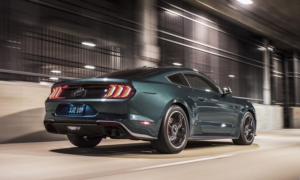 Detroit Auto Show: Ford MustangBullitt