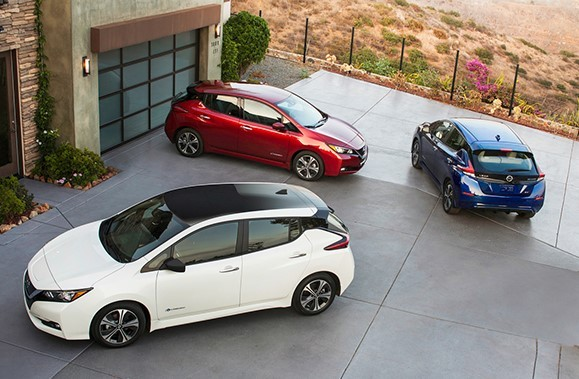 Nissan LEAF alcança a marca de 300 mil unidadesvendidas
