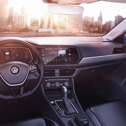 Der neue Volkswagen Jetta (USA)