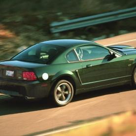 Mustang Bullit 2001- 2