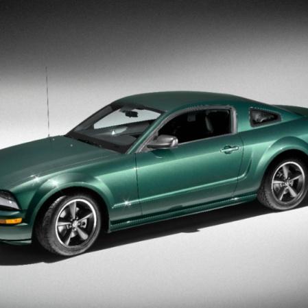 Mustang Bullit 2001- 5