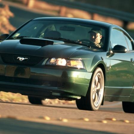 Mustang Bullit 2001