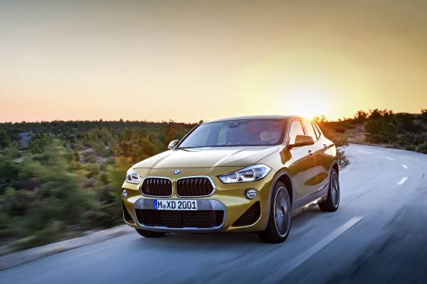 BMW amplia oferta de SAVs noBrasil