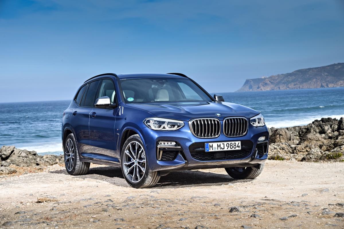 Nova geração do BMW X3 tem pré-venda no Brasil a partir de R$309.950