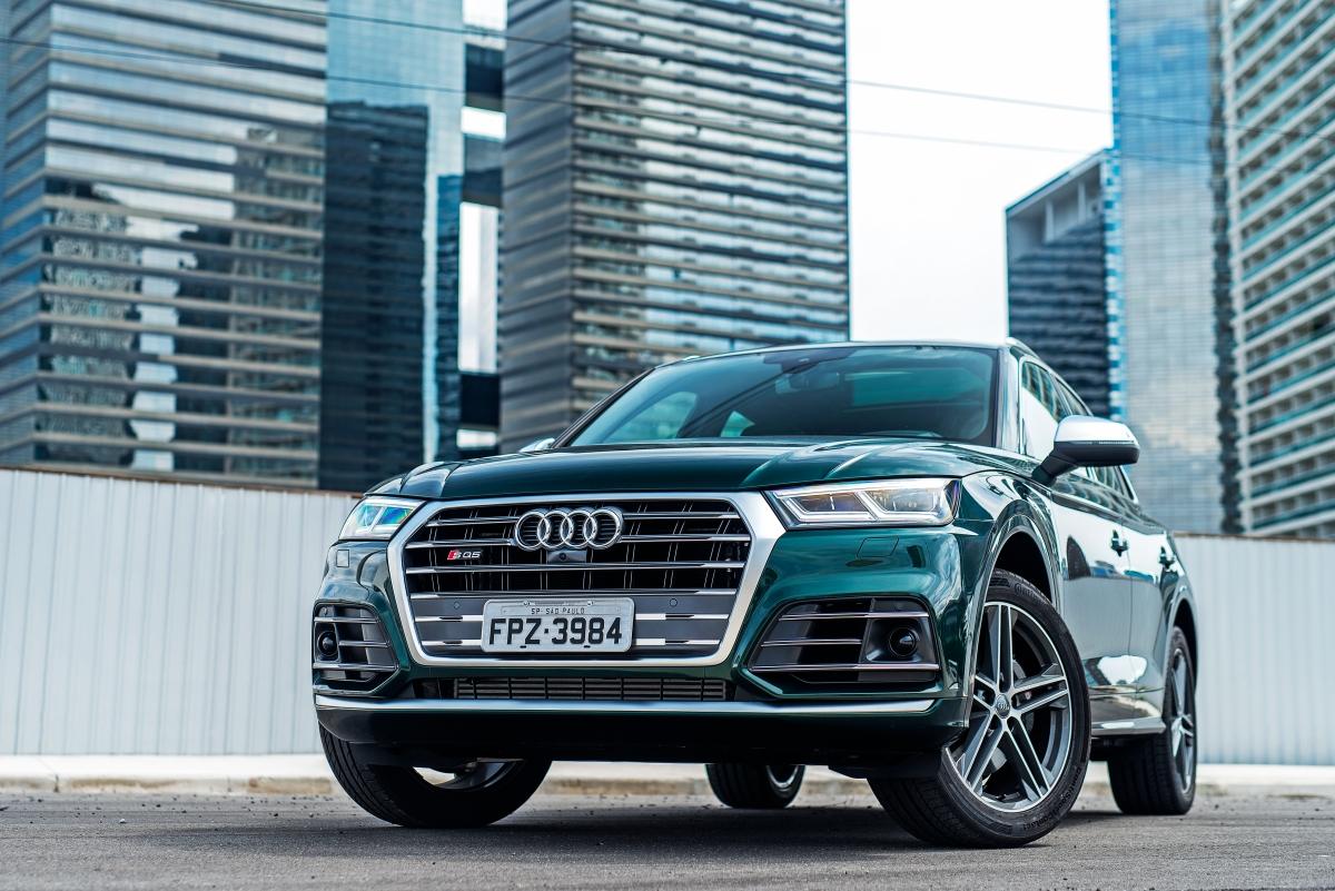 Novo Audi SQ53.0