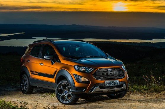 Ford EcoSport Storm (1)