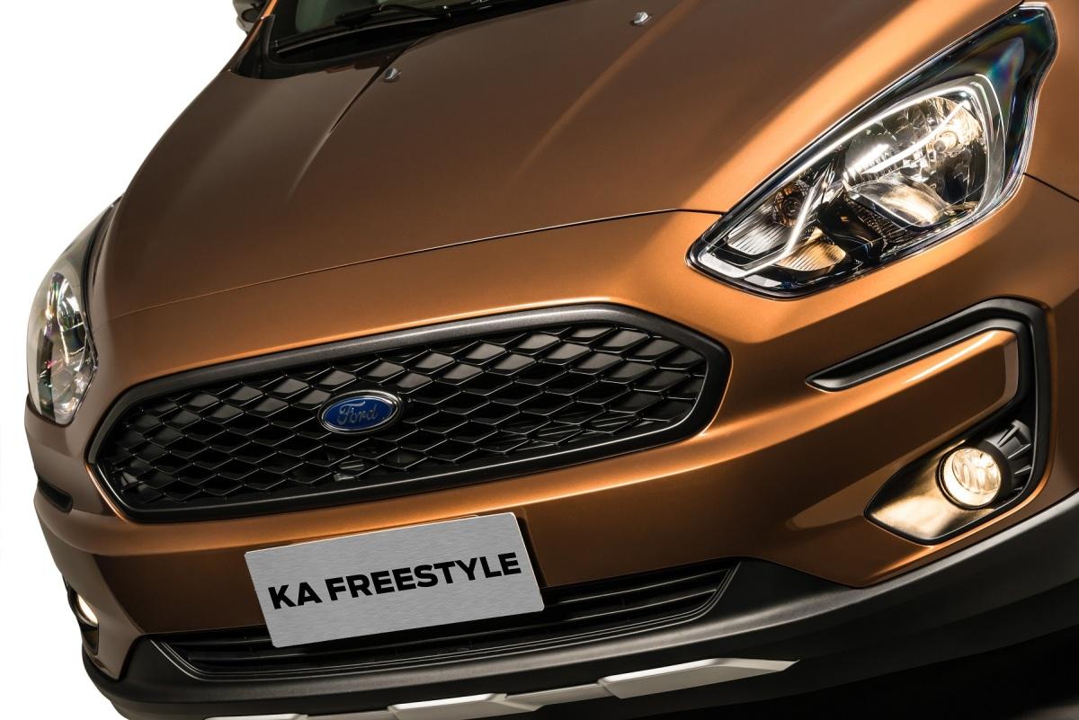 Ford apresenta KAFreeStyle