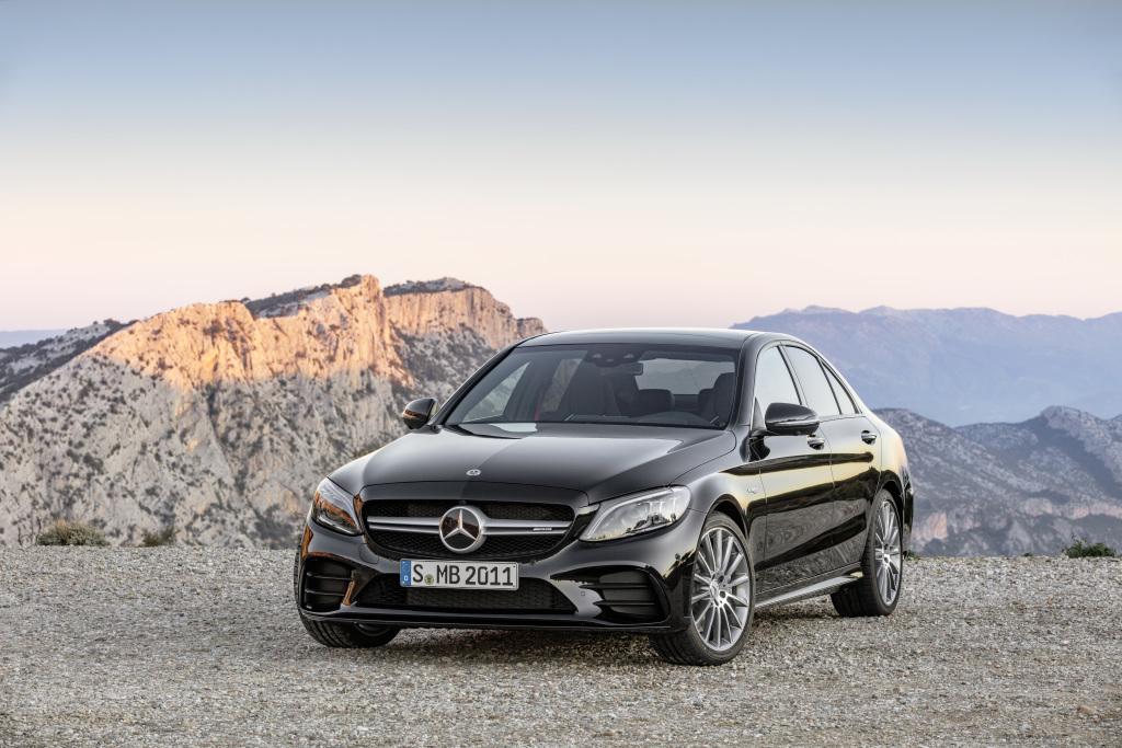 Salão de Genebra: Novo Mercedes C432019