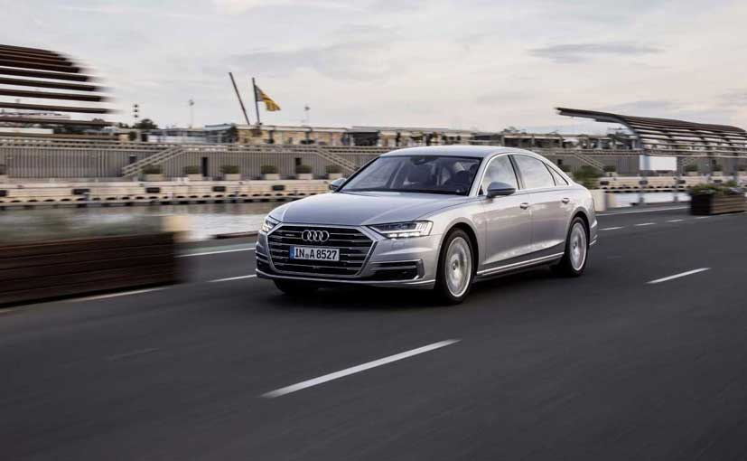 Salão de NY: 2018 World Luxury Car – AUDI A8