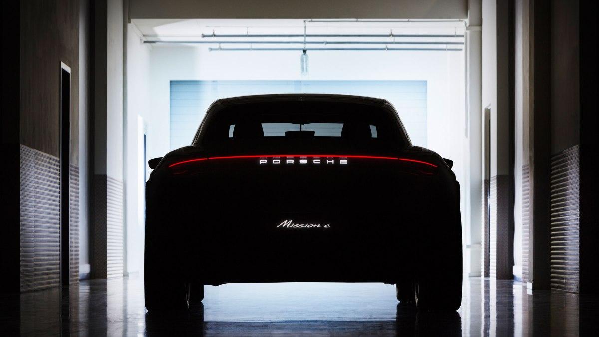 Salão de Genebra: Porsche Mission E Cross Turismo o elétrico de altaperformance