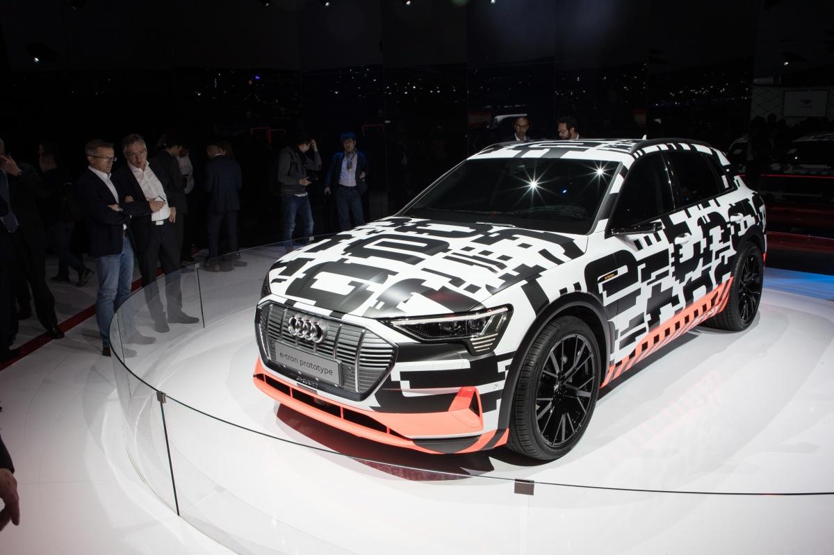 Salão de Genebra: Audi A6 e o protótipo Audie-tron