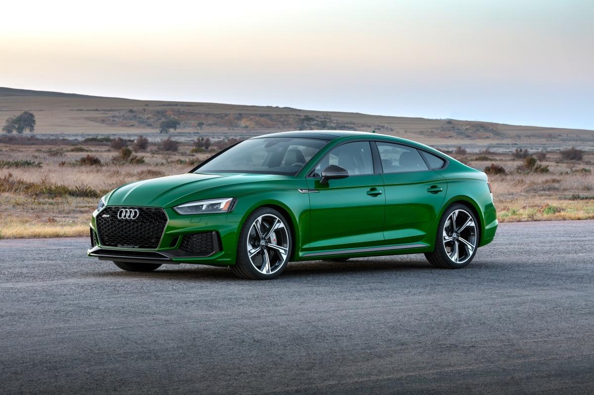 Salão de NY: Novo Audi RS 5Sportback