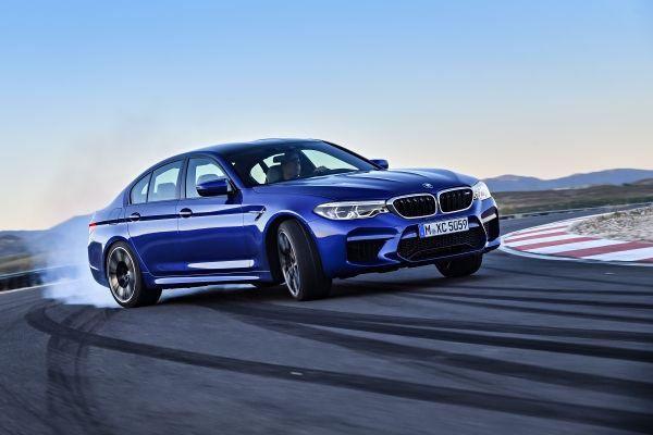 Salão de NY: World Performance Car 2018 – BMWM5
