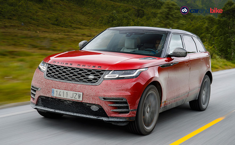 Salão de NY: 2018 World Car Design of the Year – RANGE ROVER VELAR