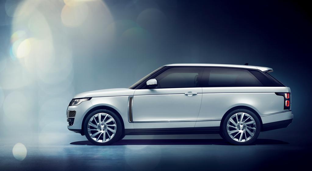Salão de Genebra: Range Rover SVCoupe